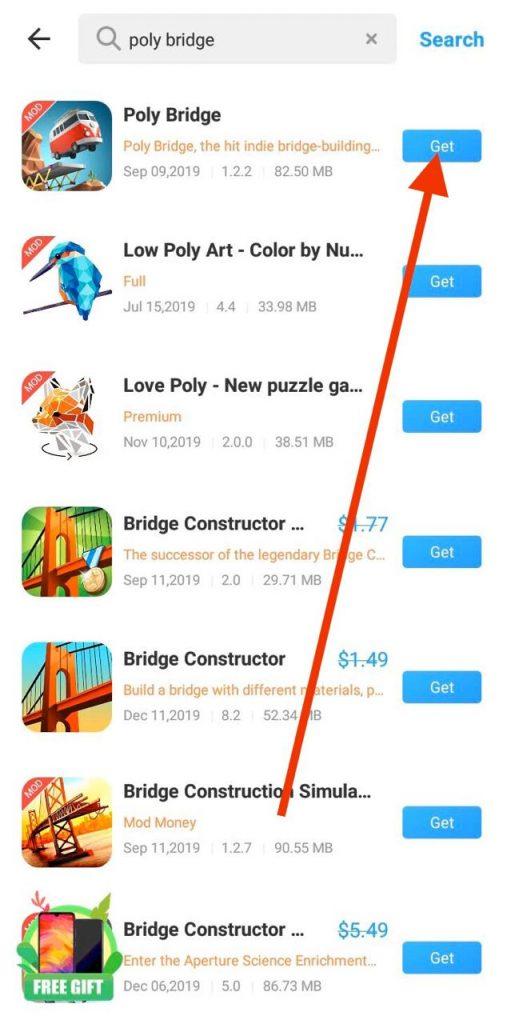 Download Poly bridge APK free