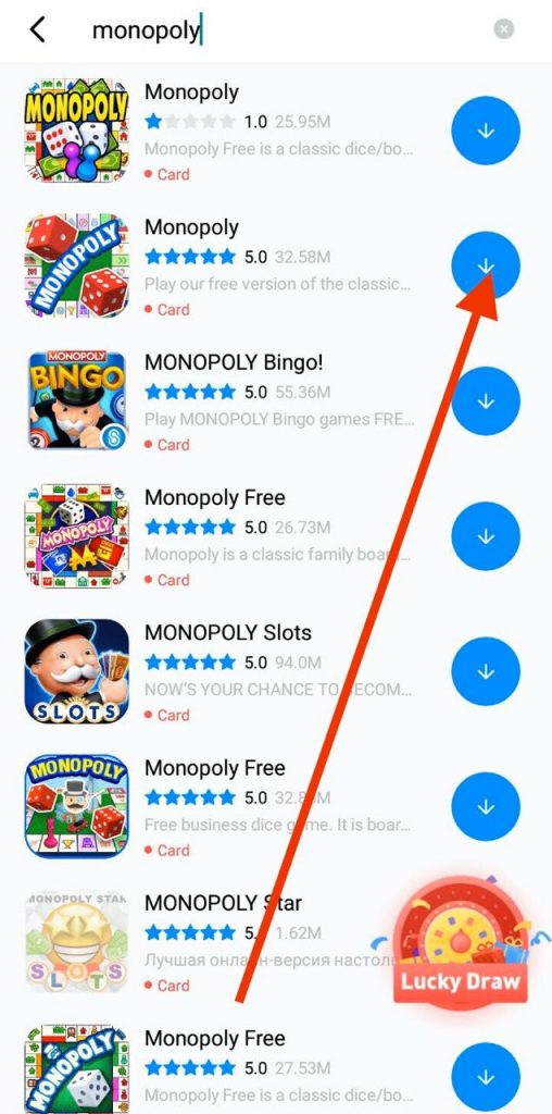 Classic Monopoly MOD