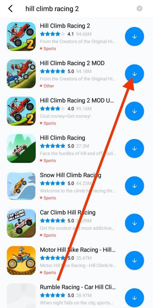 Hill Climb Racing 2 MOD Unlimited fuel