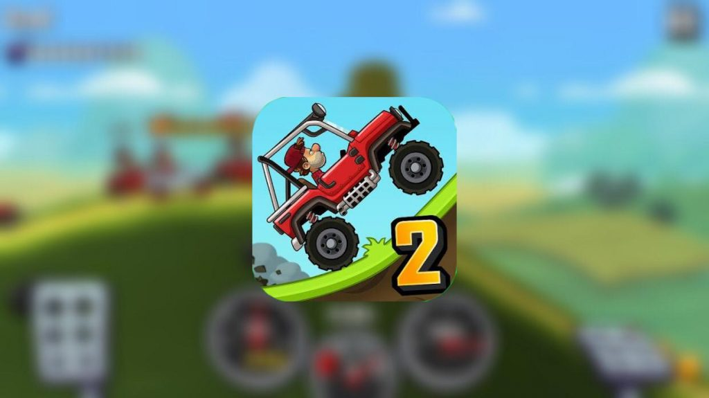 Hill Climb Racing 2 MOD APK Unlimited fuel