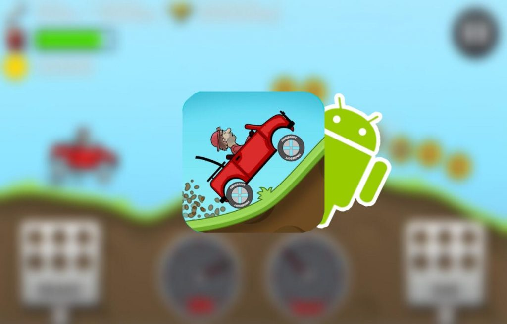 Hill Climb racing mod unlimited coins