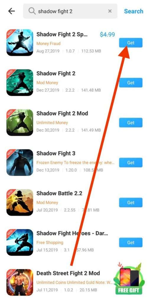 Download shadow fight 2 special edition mod