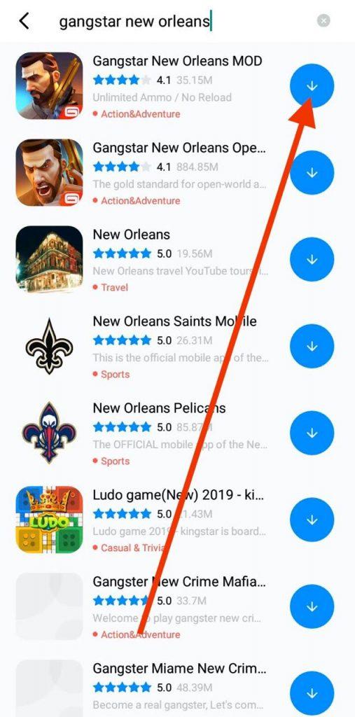 Download Gangstar New Orleans MOD