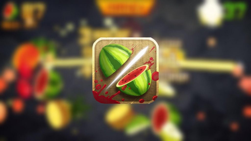 Fruit Ninja MOD APK Everything Unlocked