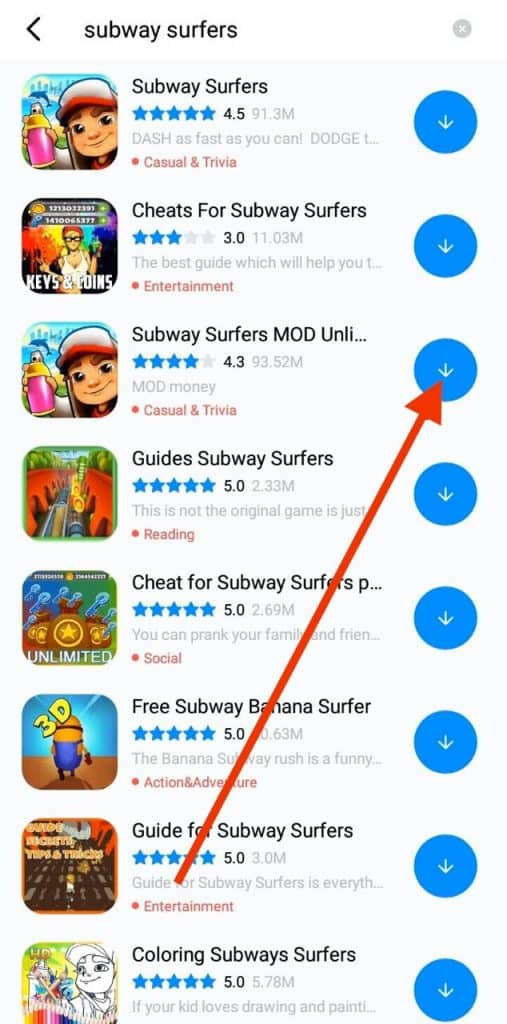 Subway Surfers Hack MOD Download