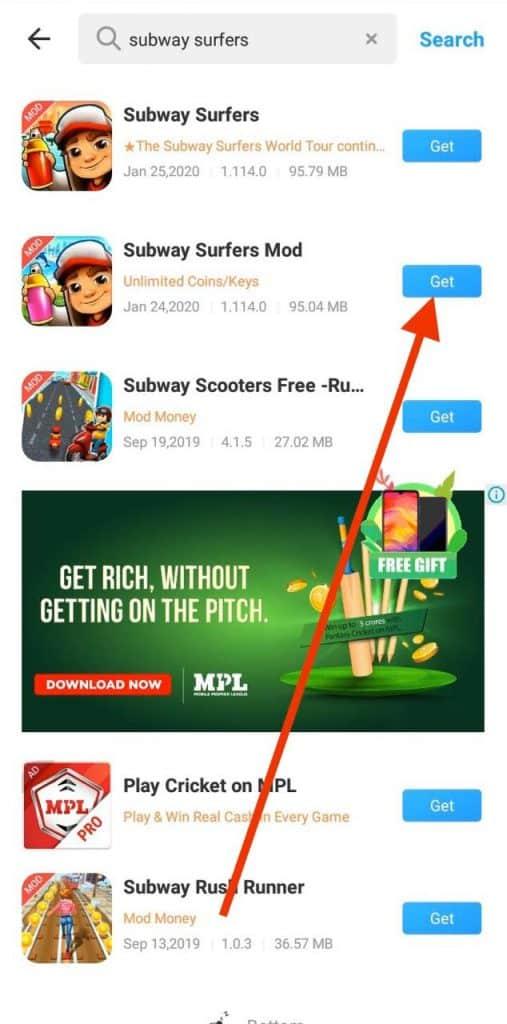 Subway Surfers Hack Download