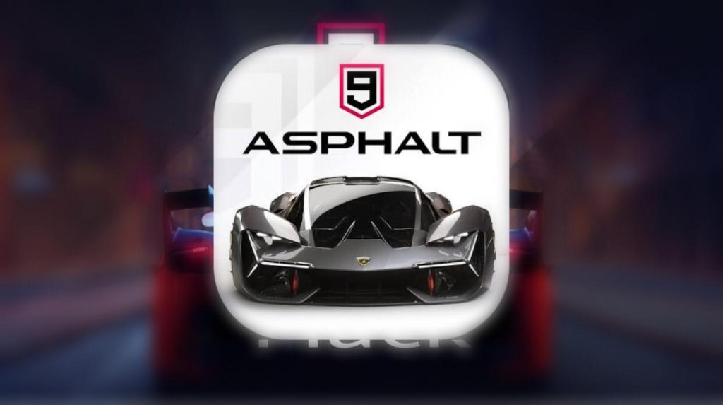 Asphalt 9 Legends MOD APK Unlimited Money