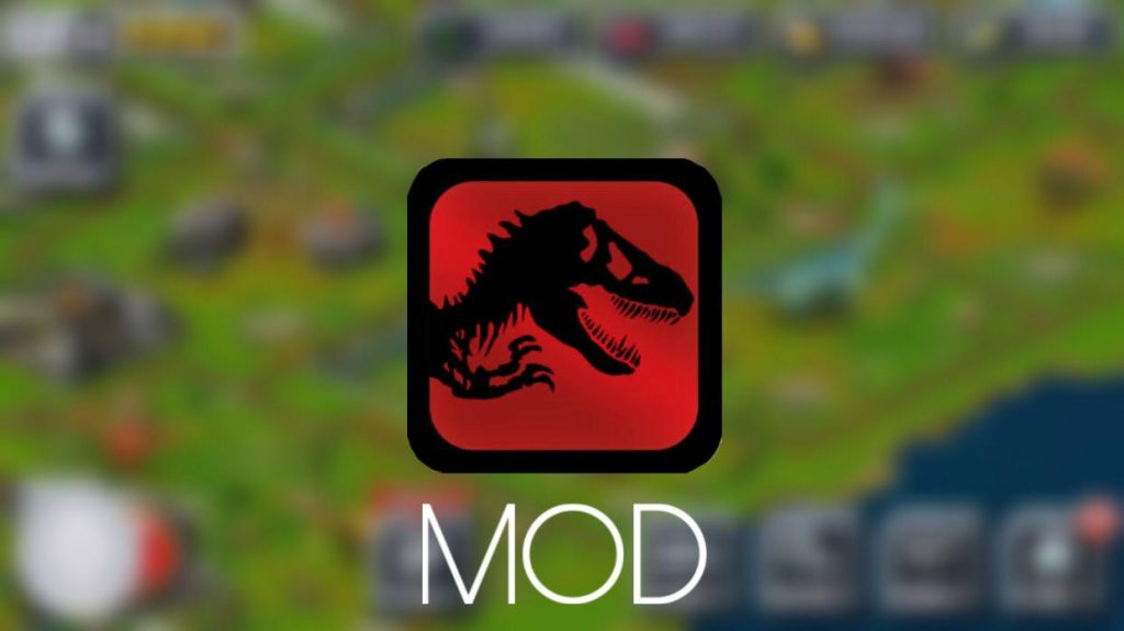 Jurassic Park Builder MOD APK Unlimited Bucks