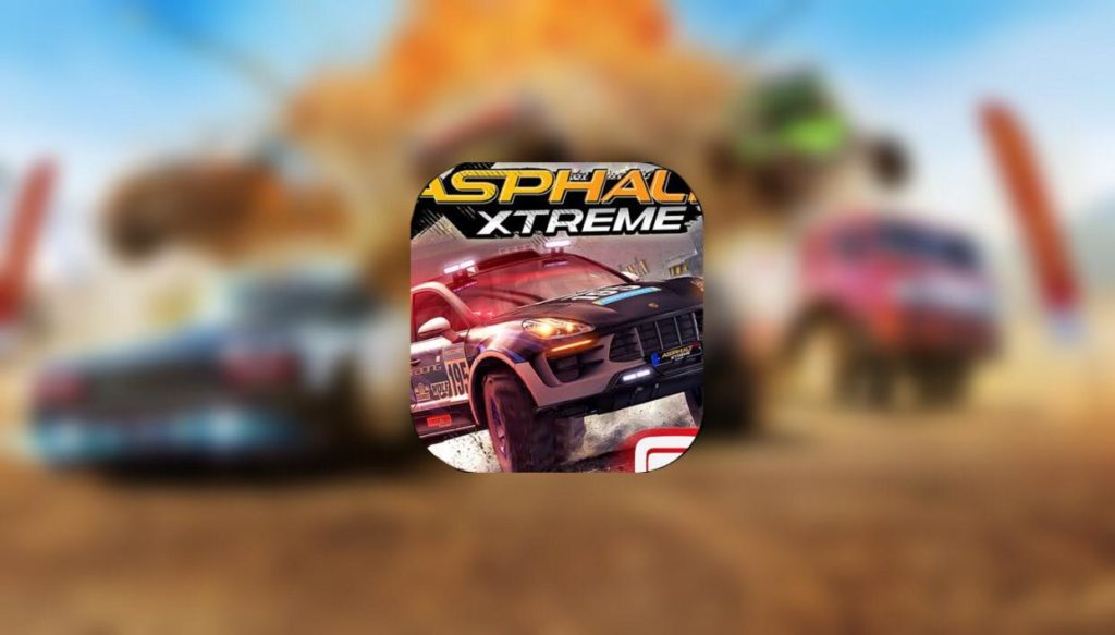 Asphalt Xtreme MOD APK Unlimited Money