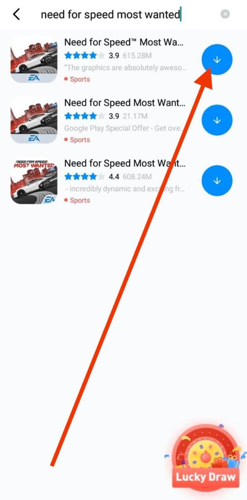Need For Speed Most Wanted APK Free