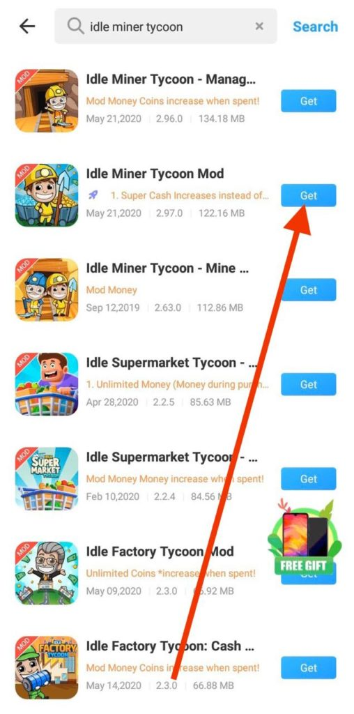 Idle Miner Tycoon MOD APK Download