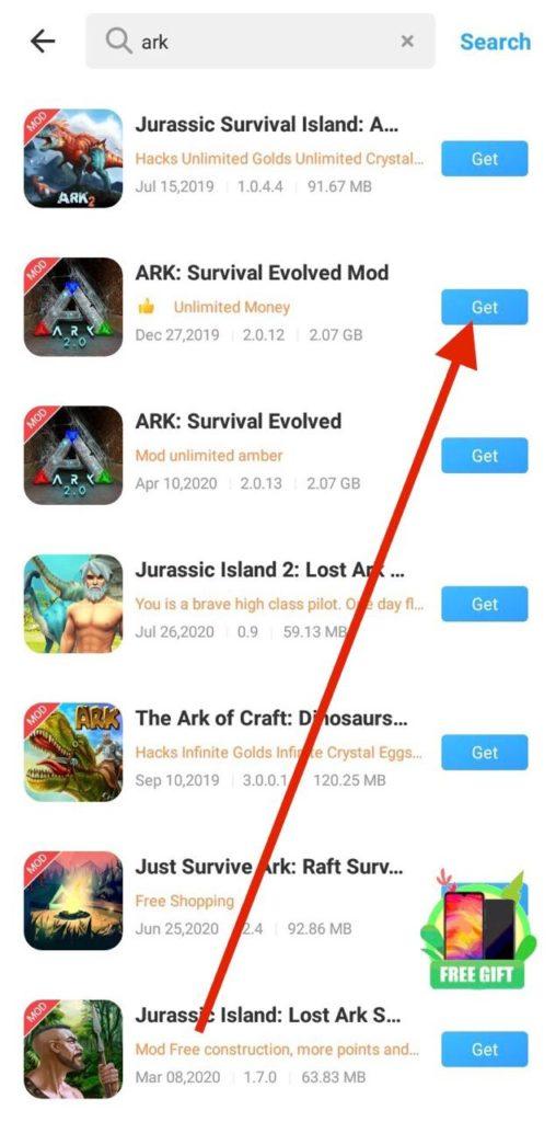 ARK Survival Evolved MOD APK Download