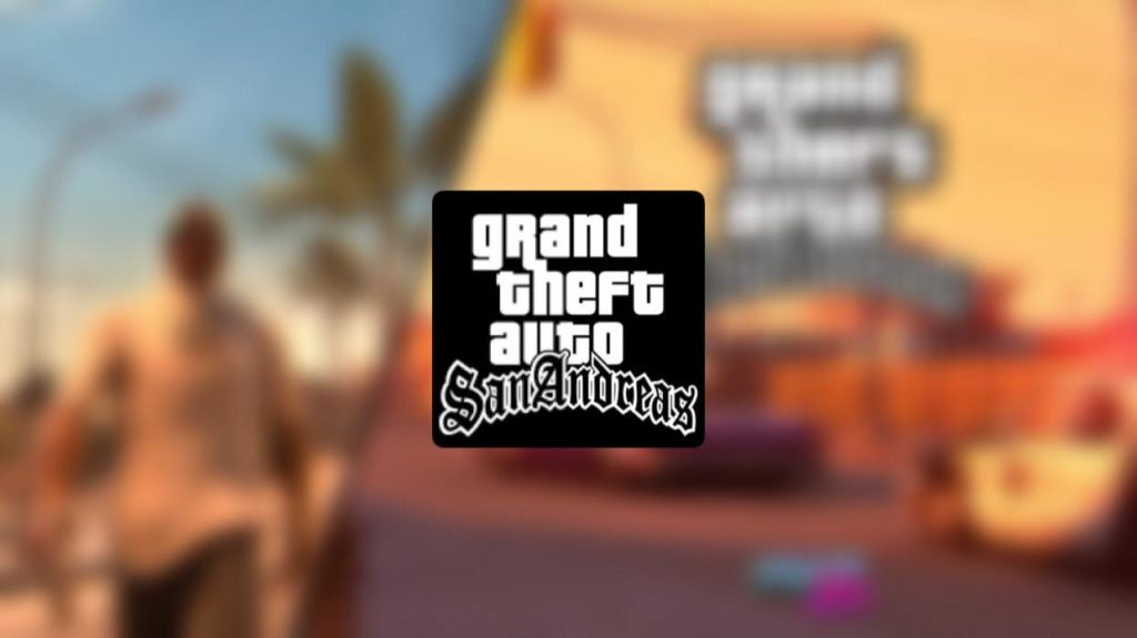 GTA San Andreas APK free download android